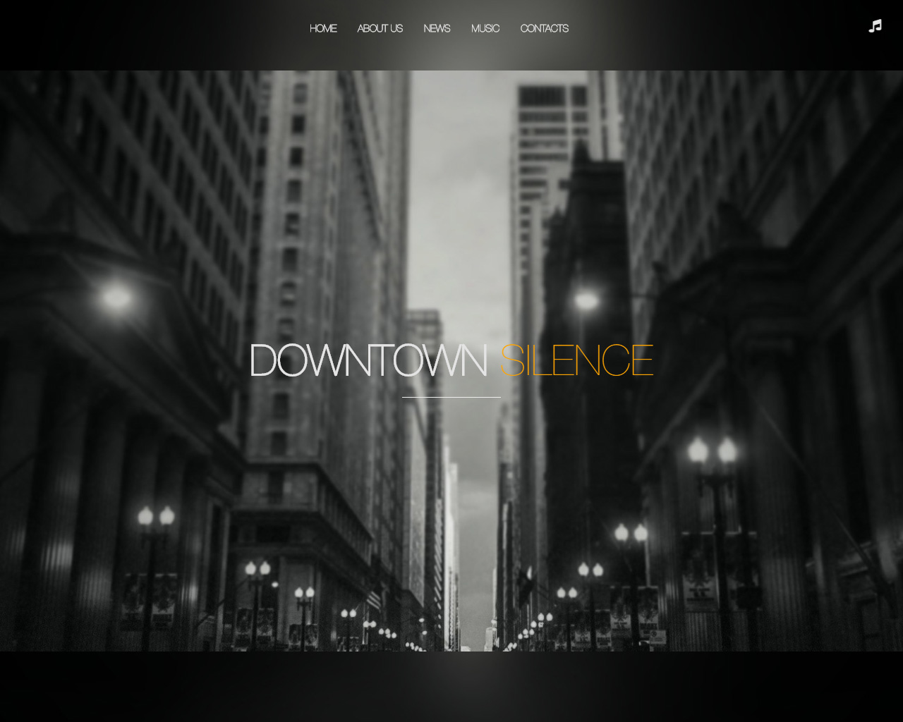 DowntownSilence